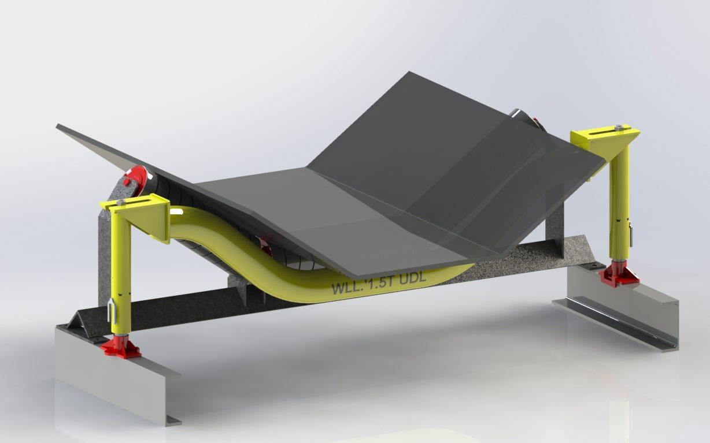 Conveyor Belt Lifters Amp Beams Lorbrand Australia